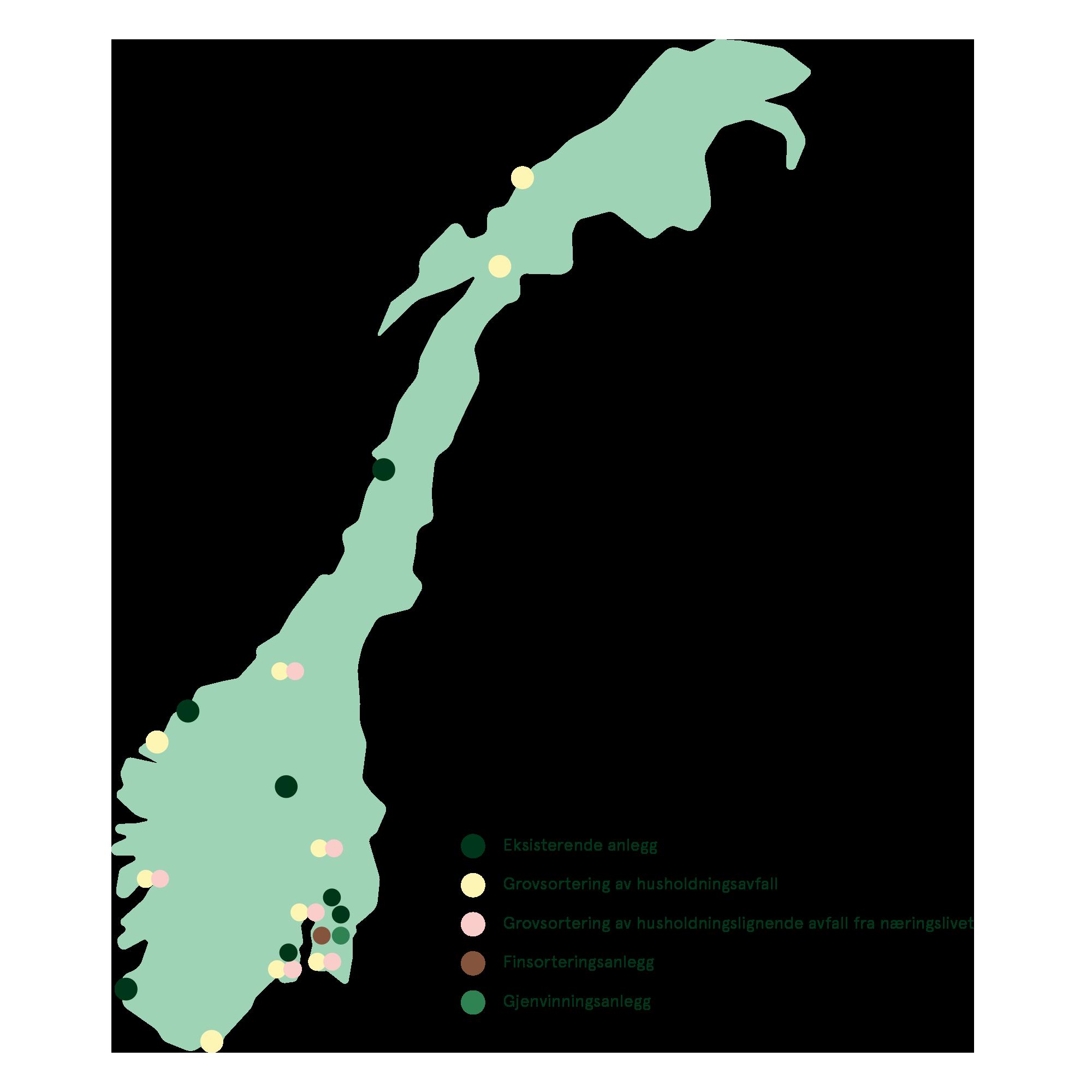 Kart sorteringsanlegg2