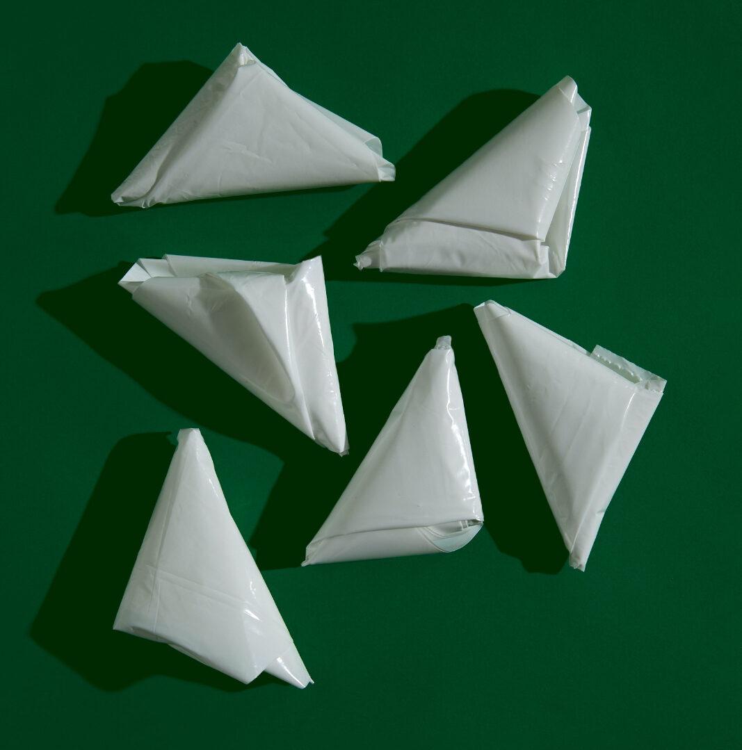 Lommeposer brettet