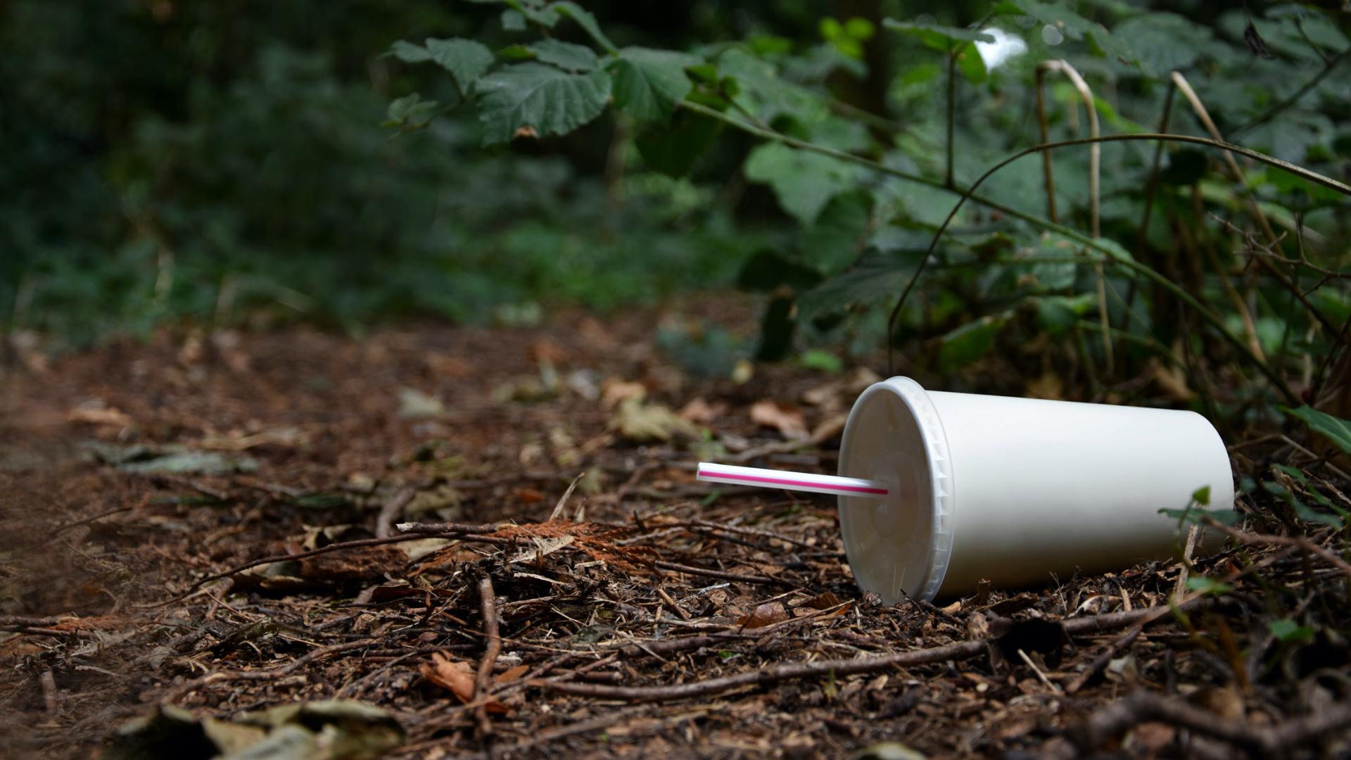 Redusere plastforbruket